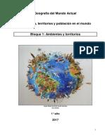 Geografía Del Mundo Actual