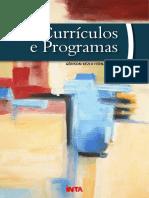 Apostila - Currículos e Programas