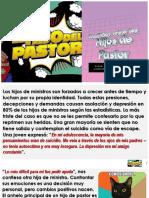 Estadísticas sobre hijos de Pastor