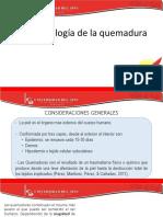 Fisiopatología de La Quemadura