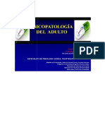 COMPLEMENTO PSICOFARMACOLOGÍA Y TRATAMIENTO