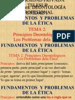 FUNDAMENTOS DE LA ETICA