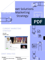 Sweet Solutions Marketing Strategy