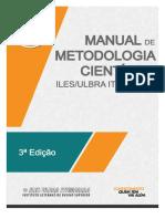 Manual Da Metodologia Cientifica