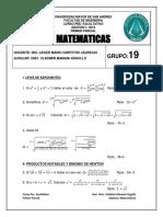 Practica Mate-1er Parcial - g19