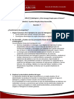 Pautas Para El Desarrollo de Trabajo Monografico
