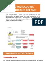 Biomarcadores Tumorales Del Snc