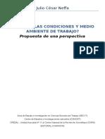 Neffa Condiciones y Medio Ambiente de Trabajo