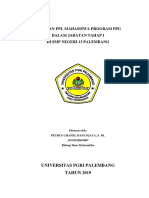 Laporan PPL Dananjaya - Awal