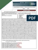 Exercícios Sobre as 10 Classes Gramaticias. 61LP