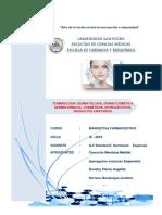 Dermatologia y Dermocosmetica