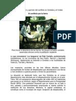 La tierra es la raíz y germen del conflicto en Córdoba y el Urabá.docx