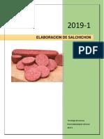 INTRODUCCIÓN de Salchichon