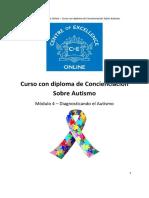 Concienciación Sobre Autismo-Módulo 3