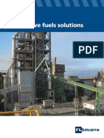 Alternative Fuels Solutions. Smidth