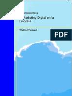 El Marketing Digital en La Empresa Redes Sociales