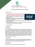 Pautas Para Informes de Laboratorio1
