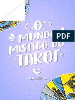 Mundo Místico Do Tarot