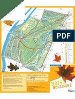 Plan Bois de Boulogne