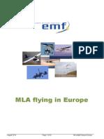 MLA Flying in Europe1