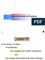 Chapter 1 - PRIN - Keys to the Study of Chemistry