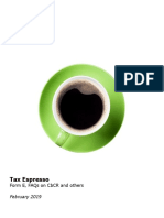 My Tax Espresso Feb2019 Newsletter