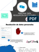 Personal Data Regulation in Colombia