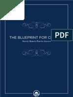 Barack Obama's Blueprint For Change