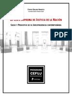 Prospecto Curso Jurisprudencia CEFUJ