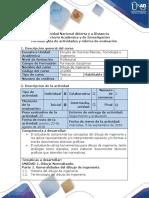 Guía de actividades y rúbrica de evaluación - Pre-tarea Generalidades del dibujo de ingeniería.pdf