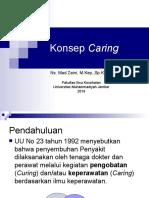 2. Konsep Caring