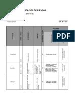 Evidencia 2 (De Producto) RAP2_EV02 -Matriz para Identificación de Peligros, Valoración de Riesgos y Determinación de Controles.