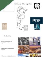 introducción geopolítica argentina