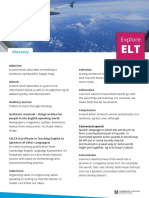 EFL Terms