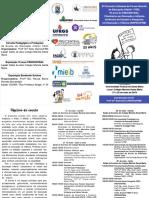 XV Fórum Gaúcho de Educação Infantil e outros eventos