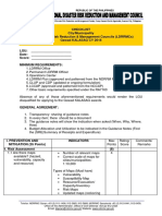 Municipal DRRM Checks
