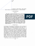 Jurnal the Tin Ores of Banca, Billiton, And Singkep-westerveld 1937 Okk