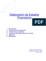 01 Elaboración de Estados Financieros