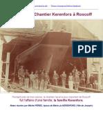 Chantier naval Kerenfors à Roscoff