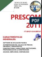CURSO PRESCOM