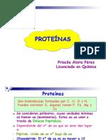 Clase 7 Proteinas