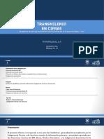 Estadísticas de Oferta y Demanda Bimensual Del Sistema Integrado de Transporte Público - SITP - Nov-dic-2018
