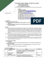CSF111 CP Handout