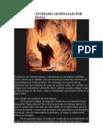 CREACIÓN DE ENTIDADES ARTIFICIALES POR MEDIO DE LA MAGIA.docx