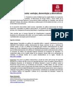 PDF Mas Alla Del Glifosato Ventajas Desventajas y Alternativas