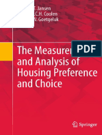 The Measurement and Analysis of Housing Preference and Choice.pdf