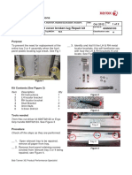 Blass Tray 3&4 Front Panel Locator Bracket Repair Kit V2 SFS