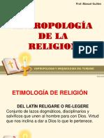 Antropologia de la Religion