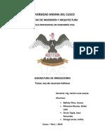 TÍTULO III ley de recursos hidricos - informe.docx
