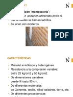 02 Clase Diseño de Albañileria